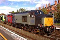 UK Rail Leasing/Europhoenix Class 37 Diesel no. 37800