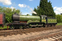 Photographs of LNER Steam Locomotives