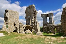 Photographs of Corfe Castle