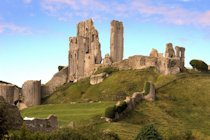 Corfe Castle, Isle of Purbeck, Dorset