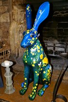 Photographs of the Cotswold Hare Trail 2018