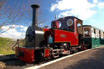 Photographs of Evesham Vale Light Railway