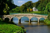 Photographs of Stourhead