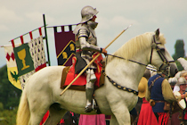 Photographs from Tewkesbury Medieval Festival 2019