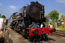 Photographs of non-UK Steam Locomotives